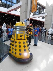 robotic Dalek