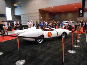 functioning Mach 5 from C2E2 2013