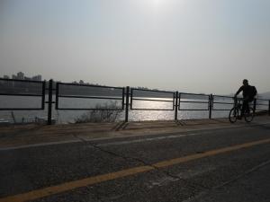 A beautiful day to go biking
