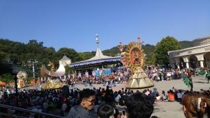 Carnival Fantasy Parade Season 2 from the seats