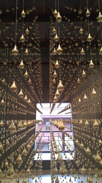 the art exhibit