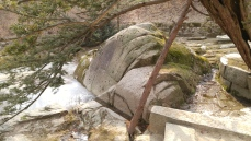there's poetry carved into this rock from the drinking game