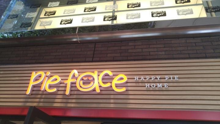 Pie Face パイフェス渋谷モディショップ