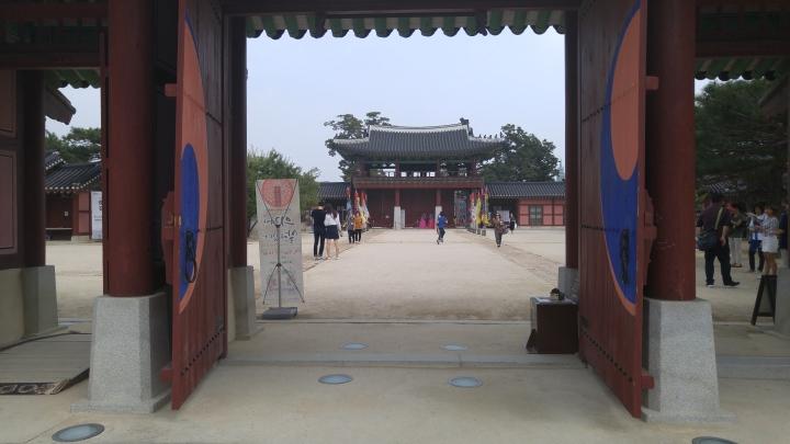 Hwaseong Haenggung Palace화성행궁