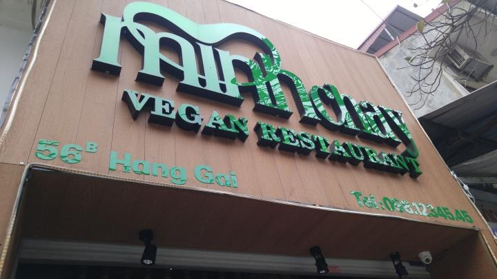 Minh Chay VeganRestaurant