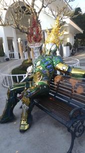 a Thai iron man