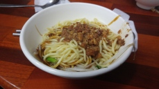 braised pork with noodles