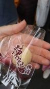 black tea mochi