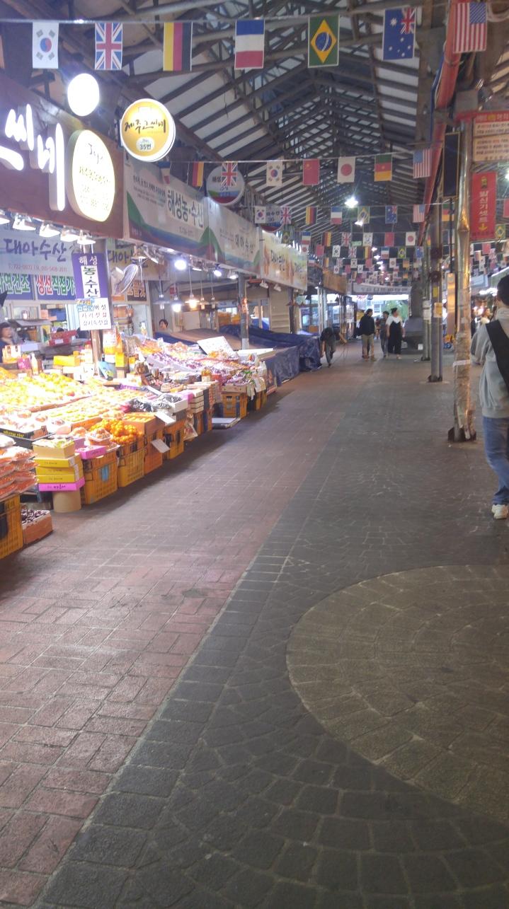 Dongmun Market 동문재래시장