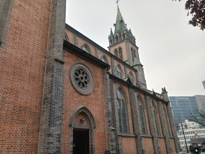 Myeong-dong Cathedral 서울명동성당