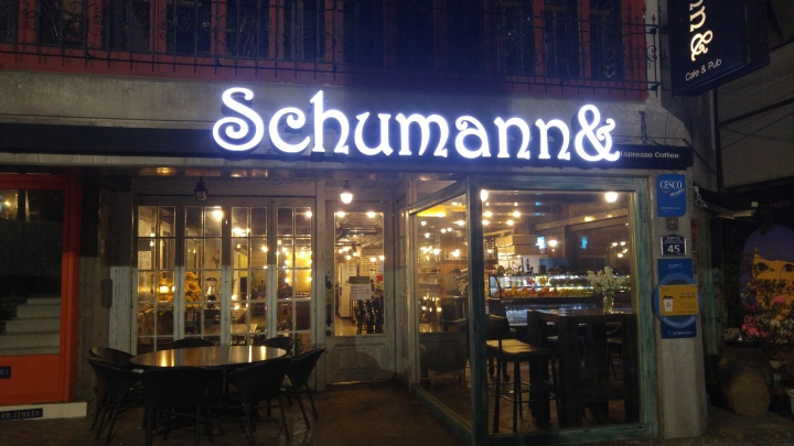 Schumann & 슈만&
