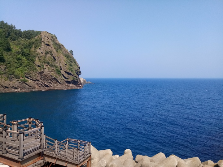 Ulleungdo NET teacher trip wrap-up