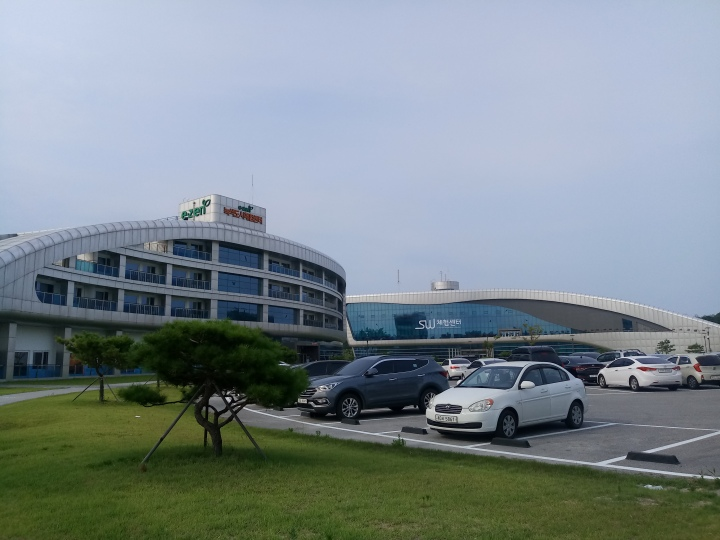 Gangneung Green City Experience Center E-zen 강릉 녹색도시체험센터 E-ZEN