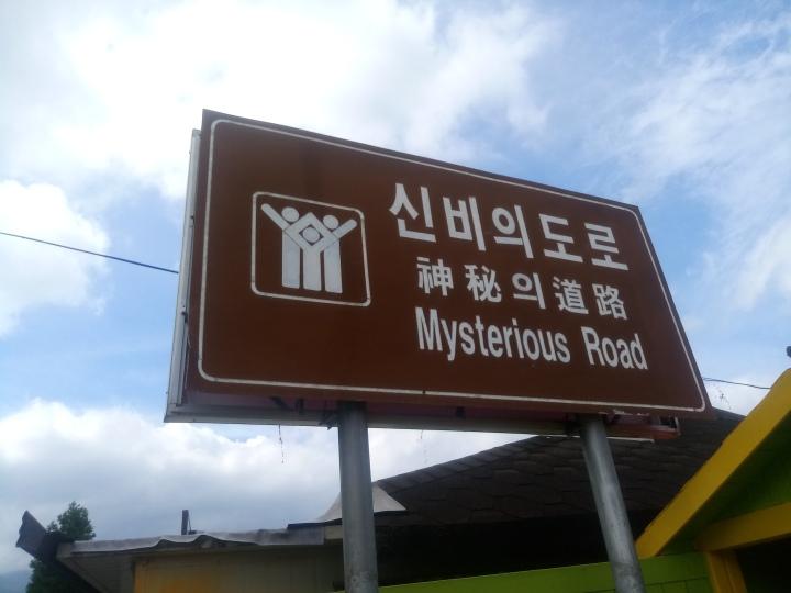 Mysterious Road (Dokkaebi/Goblin Road) 도깨비도로