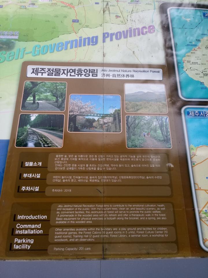 Jeju Jeolmul Recreational Forest제주절물자연휴양림