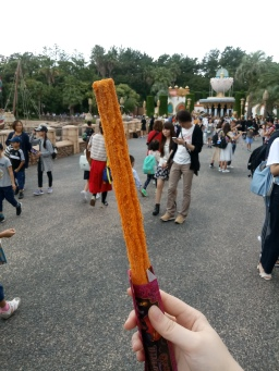Pumpkin Maple churro