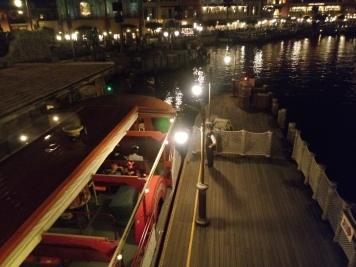Disney Sea Transit Steamer Line from above
