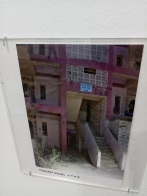 """A close up of a picture that matches one of the Frescos from Tanya Goel's """"Vanishing Sites"""""""