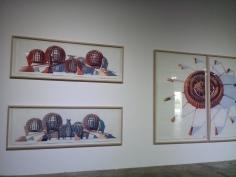 """More of Los Carpinteros's """"Coppelia Biblioteca del Helado"""""""