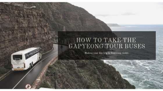 The Gapyeong ShuttleBus