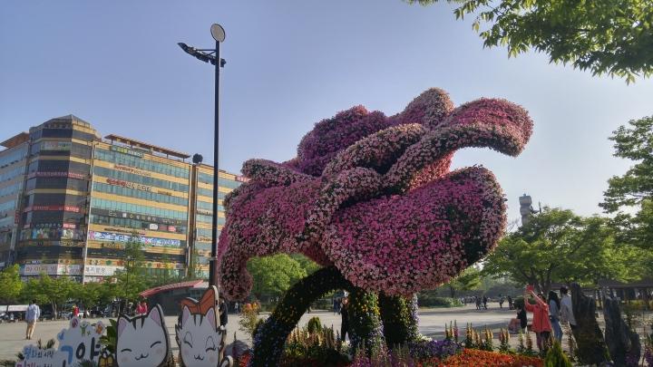 Goyang International Flower and Horticulture Festival 고양국제 꽃박람회
