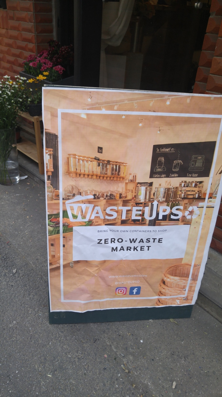 Waste up so- zero waste market