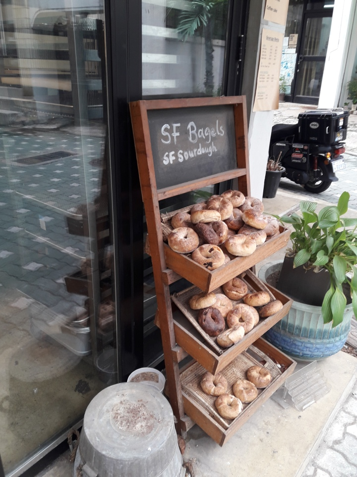 SF Bagel 샌프란시스코베이글